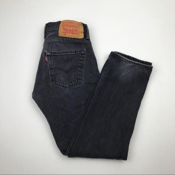Levi's Denim - Vintage Levi's 501 High Waist wedgie fit Jeans